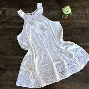 Kate Spade white nightgown XL